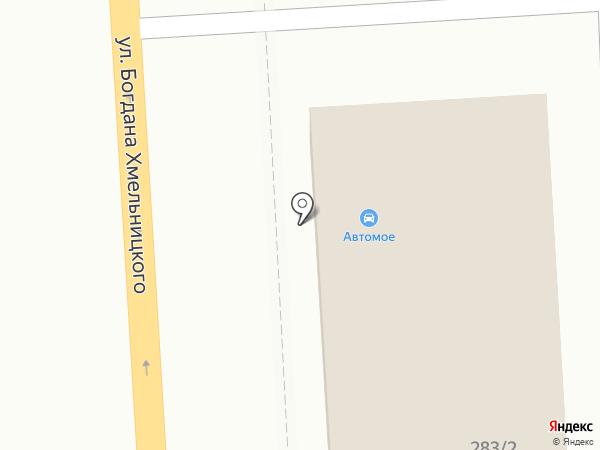 АВТО-ЯПОНЕЦ на карте Омска