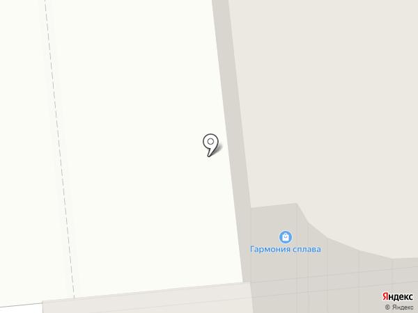 Компания по ремонту электро и бензоинструмента на карте Омска