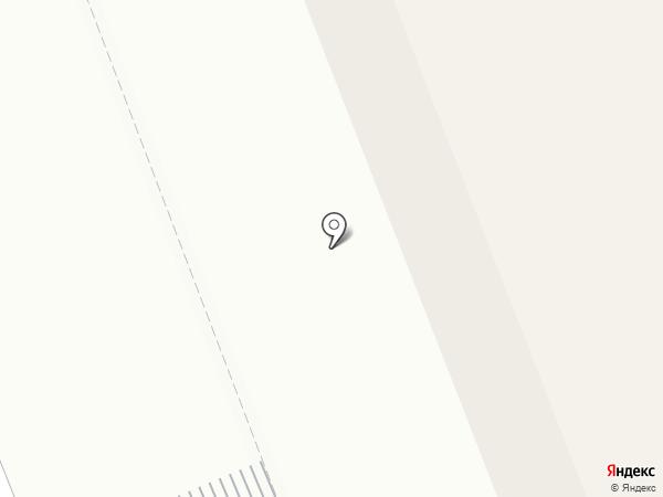Столовая на карте Сургута