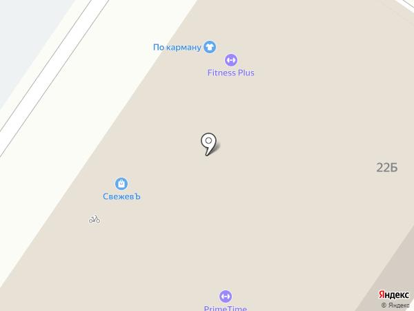Знатная дама на карте Омска