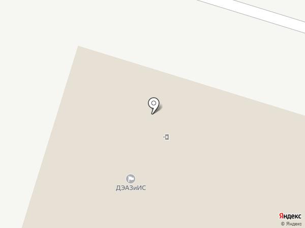 Горсвет, МУП на карте Сургута