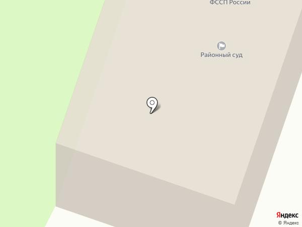 Сургутский районный суд на карте Сургута