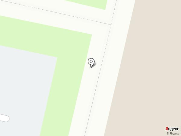 Два Этажа на карте Сургута