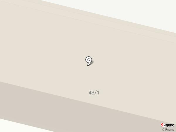 Восток-Запчасть на карте Сургута