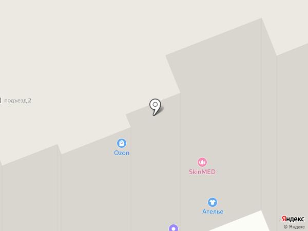 Вита на карте Сургута