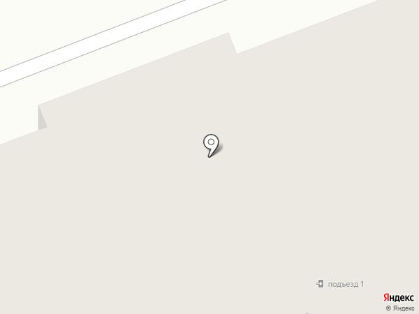 Городской ипотечный дом на карте Сургута