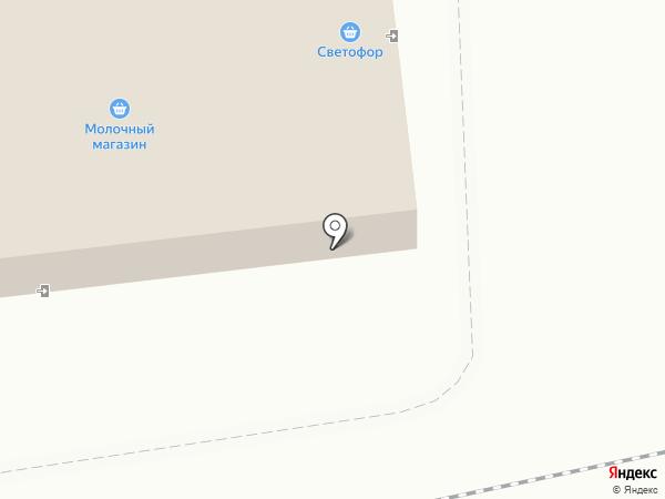Светофор на карте Омска