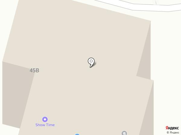 Автоэксперт+ на карте Сургута