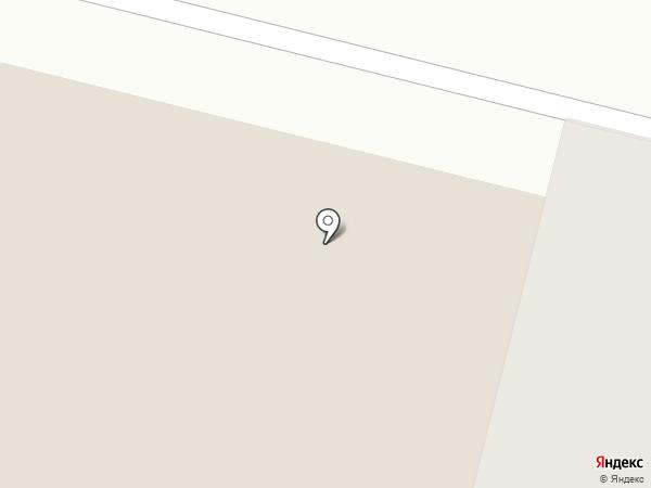 Почтовое отделение №26 на карте Сургута