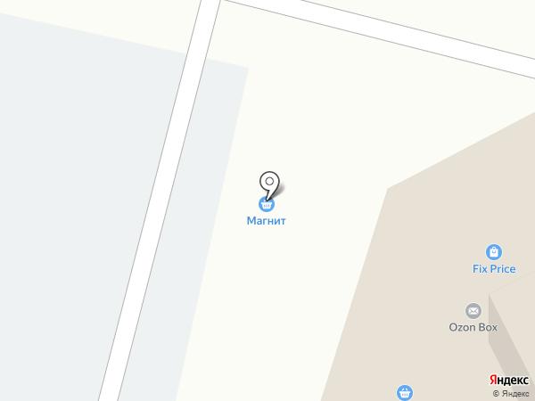 Магазин сантехники на карте Сургута