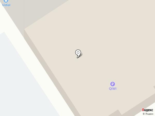 Planet Copy на карте Омска