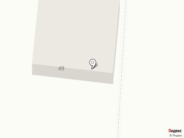 Торгово-транспортная компания на карте Омска