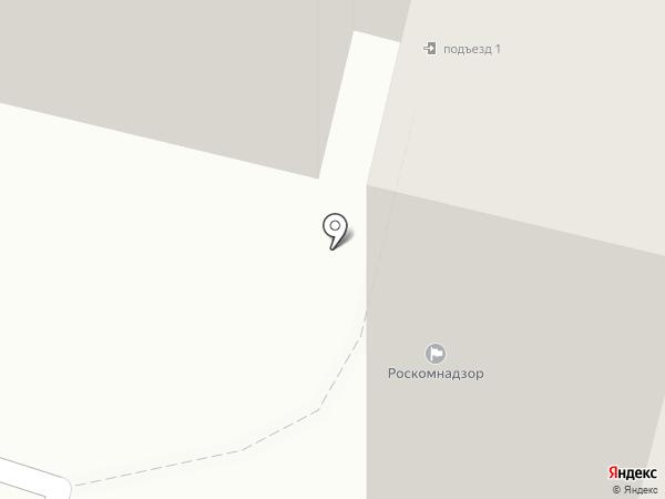 Управление Федеральной службы по надзору в сфере связи, информационных технологий и массовых коммуникаций по ХМАО-Югре и ЯНАО на карте Сургута