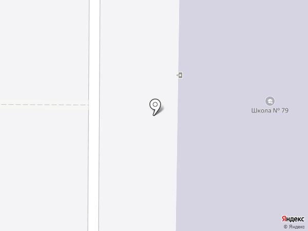 Омская федерация Джиу-Джитсу на карте Омска