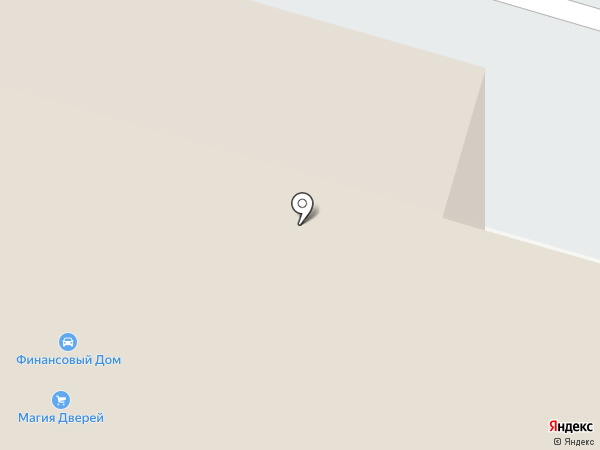 Деловой Центр на карте Сургута