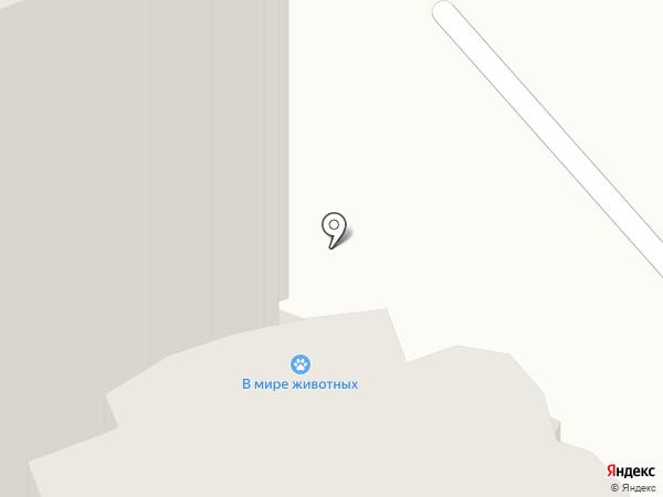 Пожарная безопасность на карте Сургута