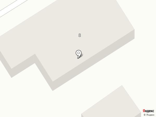 Служба эвакуации на карте Омска