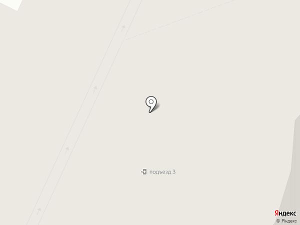 Ножницы на карте Сургута
