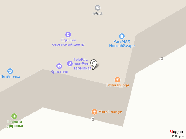El Couture на карте Сургута