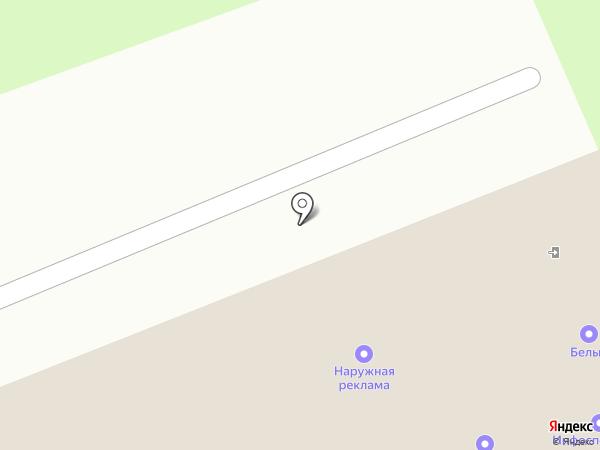 Энфорта на карте Сургута
