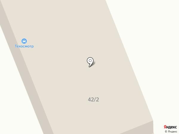Бистро на карте Сургута