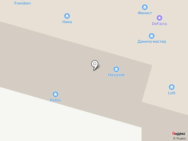 Студия ногтевого сервиса Марии Денисовой на карте Сургута