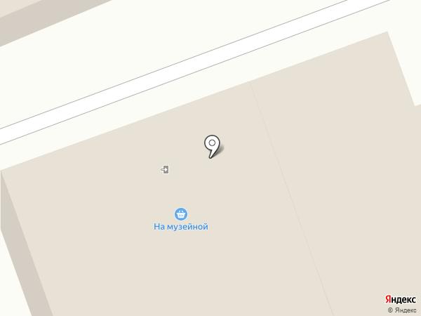 Магазин женской одежды на карте Сургута