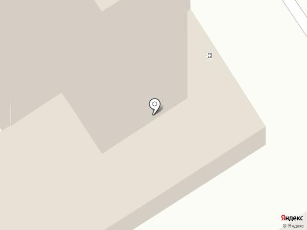 ДПД на карте Омска