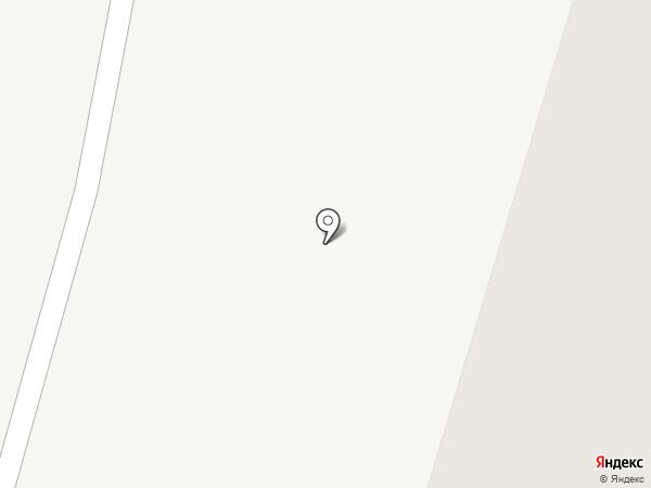 Белик на карте Сургута