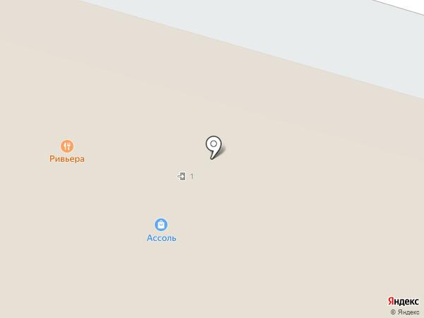 ЮграСпецАвто на карте Сургута