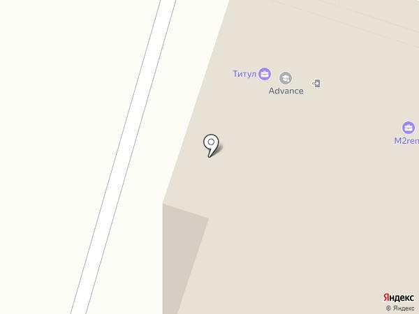 L`Стиль на карте Сургута