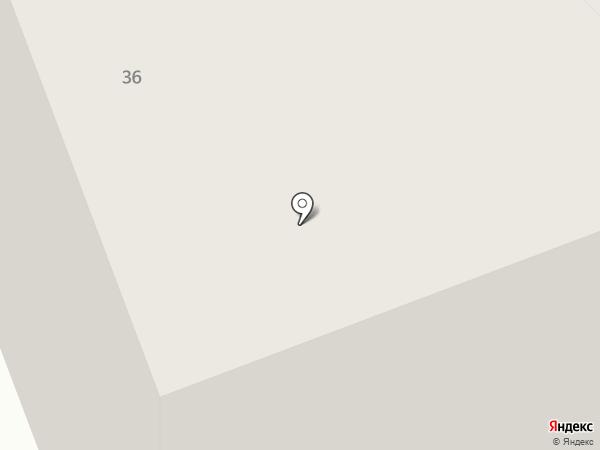 Салаир на карте Сургута