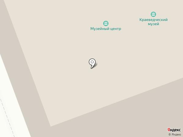 Сургутский краеведческий музей на карте Сургута