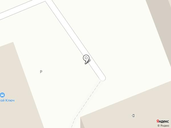 Атлант на карте Сургута