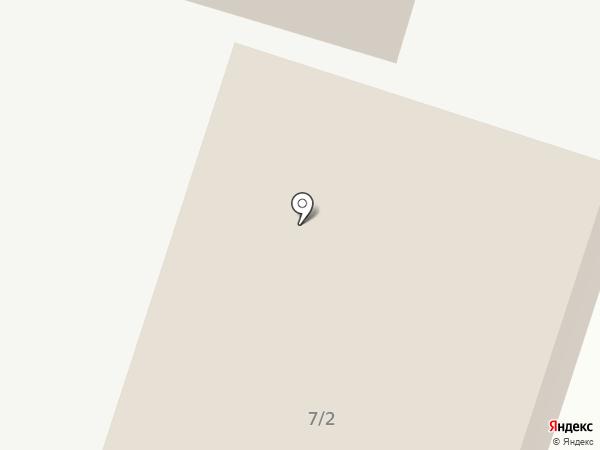Вираж на карте Сургута