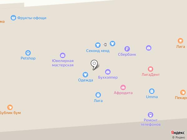 Электромонтажстрой на карте Омска