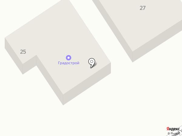 Градострой на карте Омска