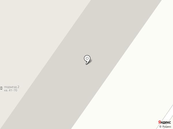 Стройбетон, ГК на карте Омска