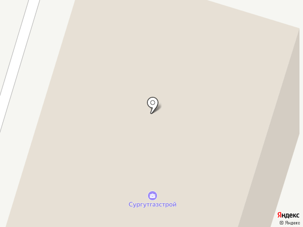 Карусель на карте Сургута