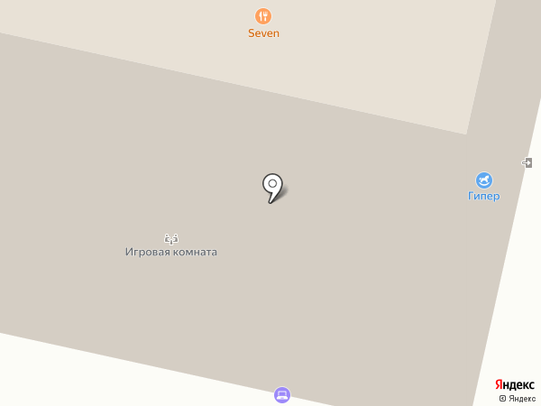 AS.SERVICE на карте Сургута