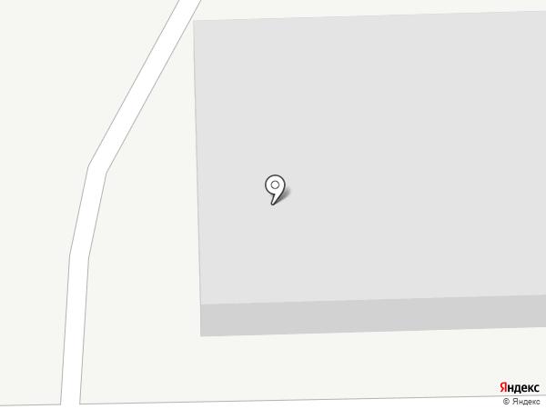 Автосервис на карте Омска