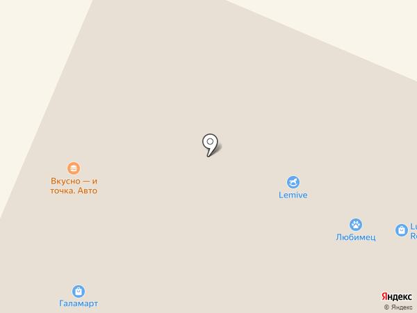 SYL на карте Сургута