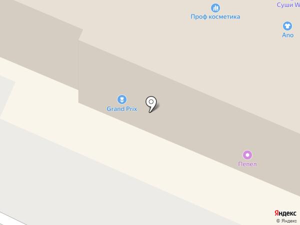Mangal House на карте Сургута