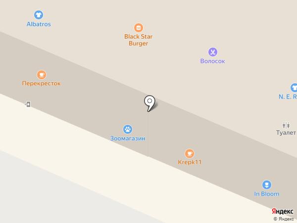 INBLOOM на карте Сургута