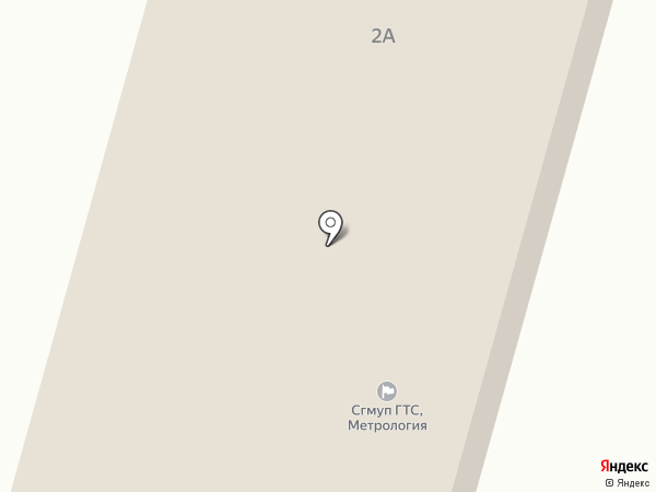 Сургутские городские электрические сети на карте Сургута