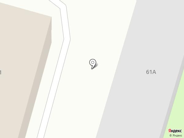 Автодом на карте Сургута