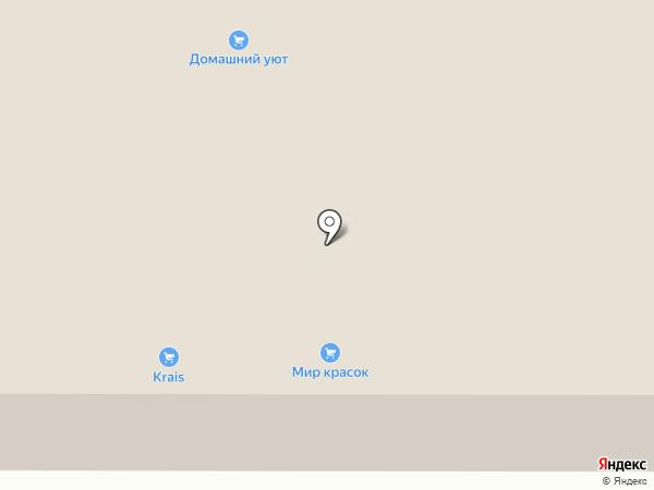 Альто на карте Омска