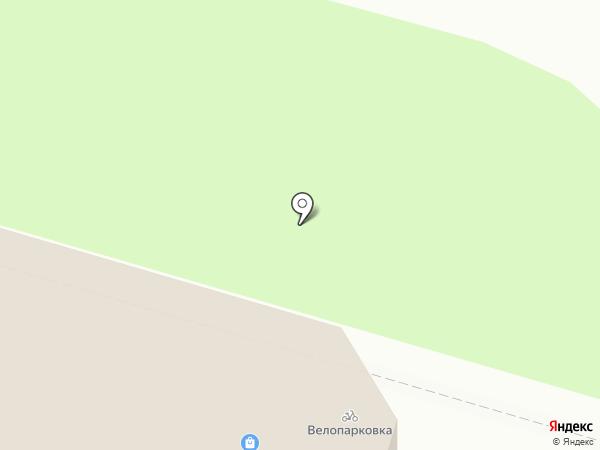 ГлавАдмин на карте Сургута