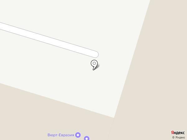 ГеоСинТекс на карте Сургута