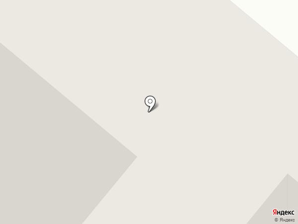 Гарантпост на карте Сургута